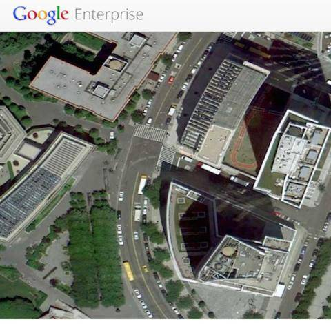 google imagery