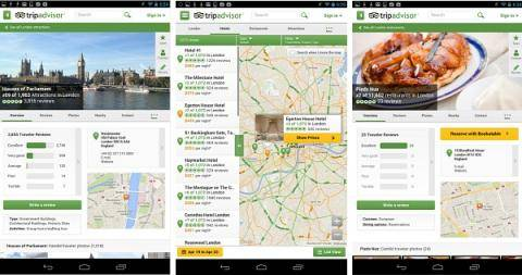 Offline Maps Reviews And More Now Featured In TripAdvisor