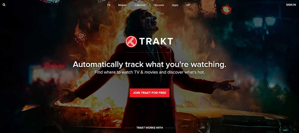 Keep devices in sync with trak.tv