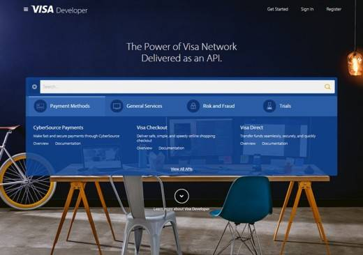 Visa Opens up Its Global Payments Network to Developers