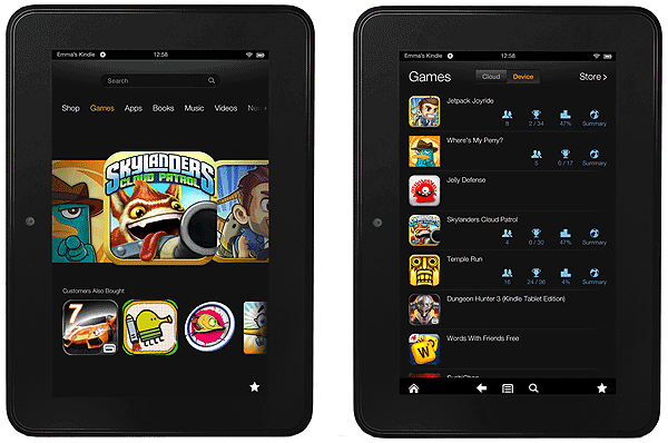 Amazon Games Library