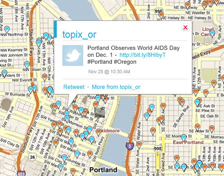 Bing Maps Goes Silverlight: Now with Streetside Immersion
