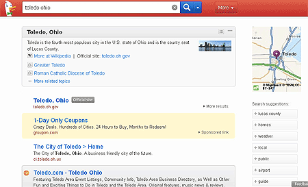 Search Results for Toledo Ohio
