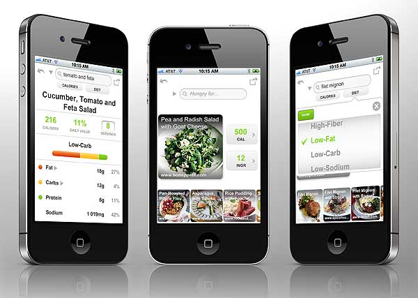 Edamam releases nutrition api to developers to create enhanced food edamam api forumfinder Gallery