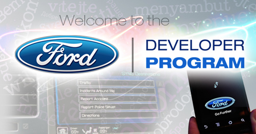 Ford Developer Program