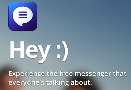 MessageMe | alternativa a whatsapp para tu iphone