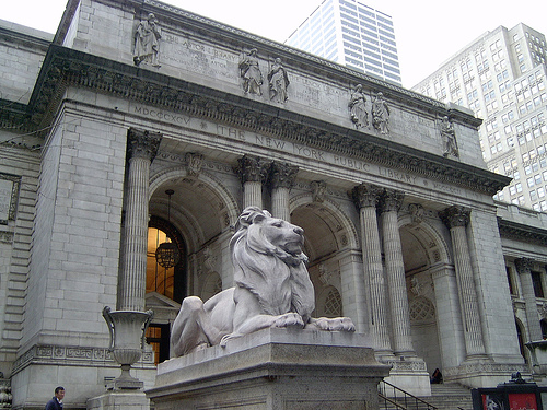 The new york public library has opened up access to more than a