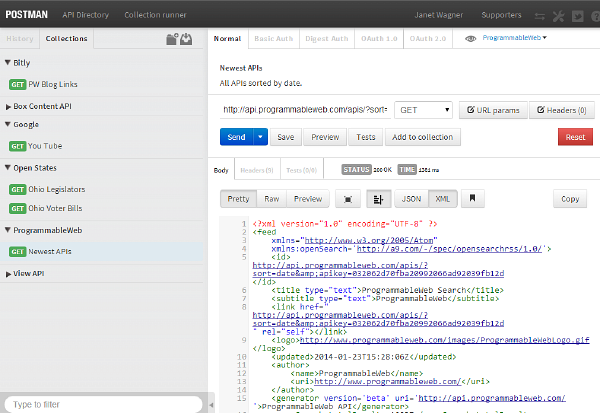 Review: Postman Client Makes RESTful API Exploration a Breeze