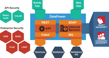 SOA Software API Management Solution for IBM WebSphere DataPower