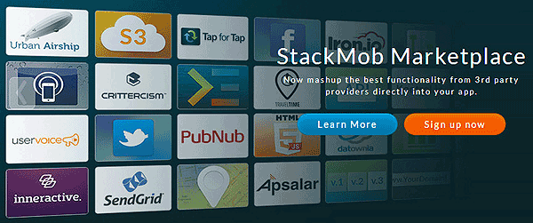 StackMob Marketplace
