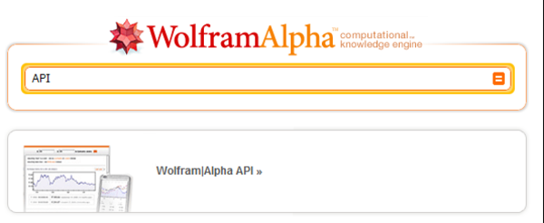 Wolfram Alpha API Now Free and Open to All | ProgrammableWeb