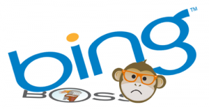 Bing, BOSS and SearchMonkey